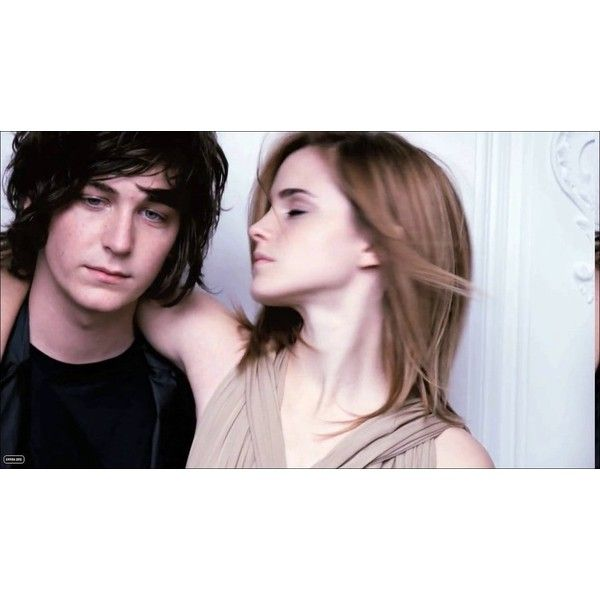 emma watson and george craig ❤ liked on Polyvore featuring emma watson, harry potter and people