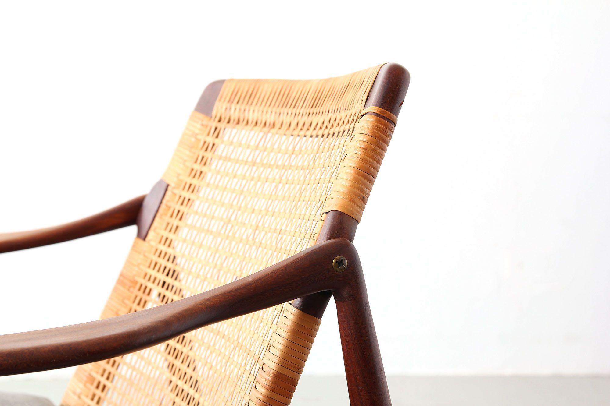 mid century modern design furniture hartmut lohmeyer easy lounge