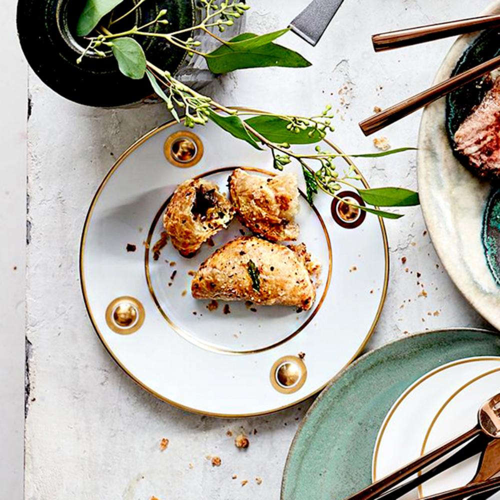 Mini Mushroom Pies | Recipe in 2020 (With images ...