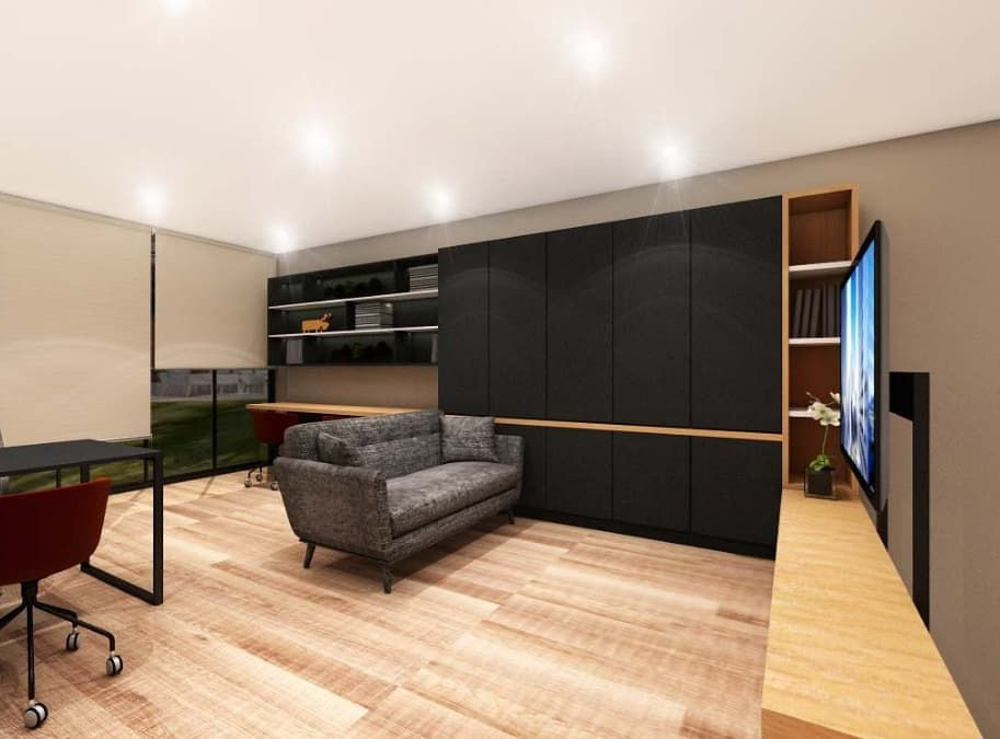 Pin Pa Instagram In progress living room carpentry