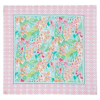 Lilly Pulitzer Via Flora For Two Beach Towel Beach Towel