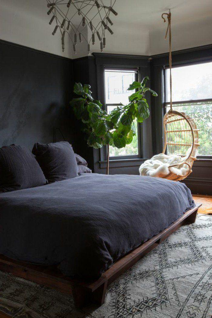 nos astuces en photos pour peindre une pi ce en deux couleurs id es pour la maison. Black Bedroom Furniture Sets. Home Design Ideas