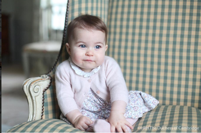 Charlotte Elizabeth Diana, le nuove foto - VanityFair.it