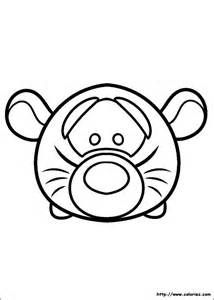 Coloriage Tsum Tsum A Imprimer Résultats Yahoo Search Results