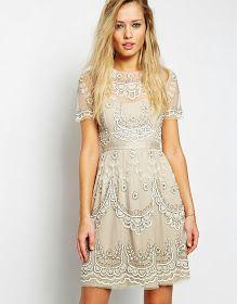 DRESSES - Short dresses Needle & Thread R16KSLeX