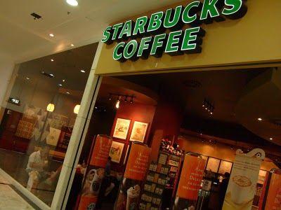 #Starbucks!