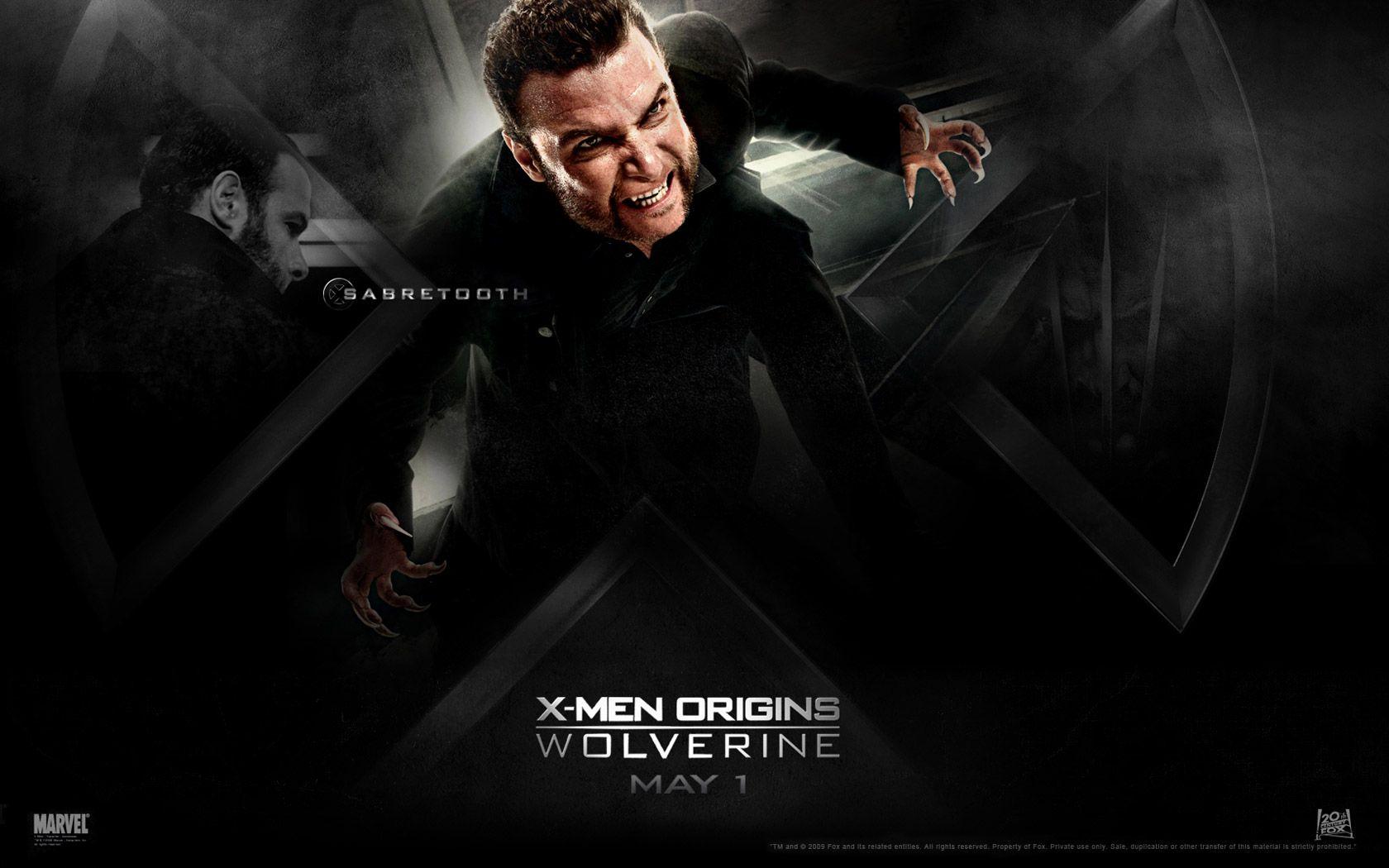 X Men Origins Wolverine 2009 Marvel Comics Films 1680x1050 Wallpaper 3 Victor Creed Wolverine Movie X Men