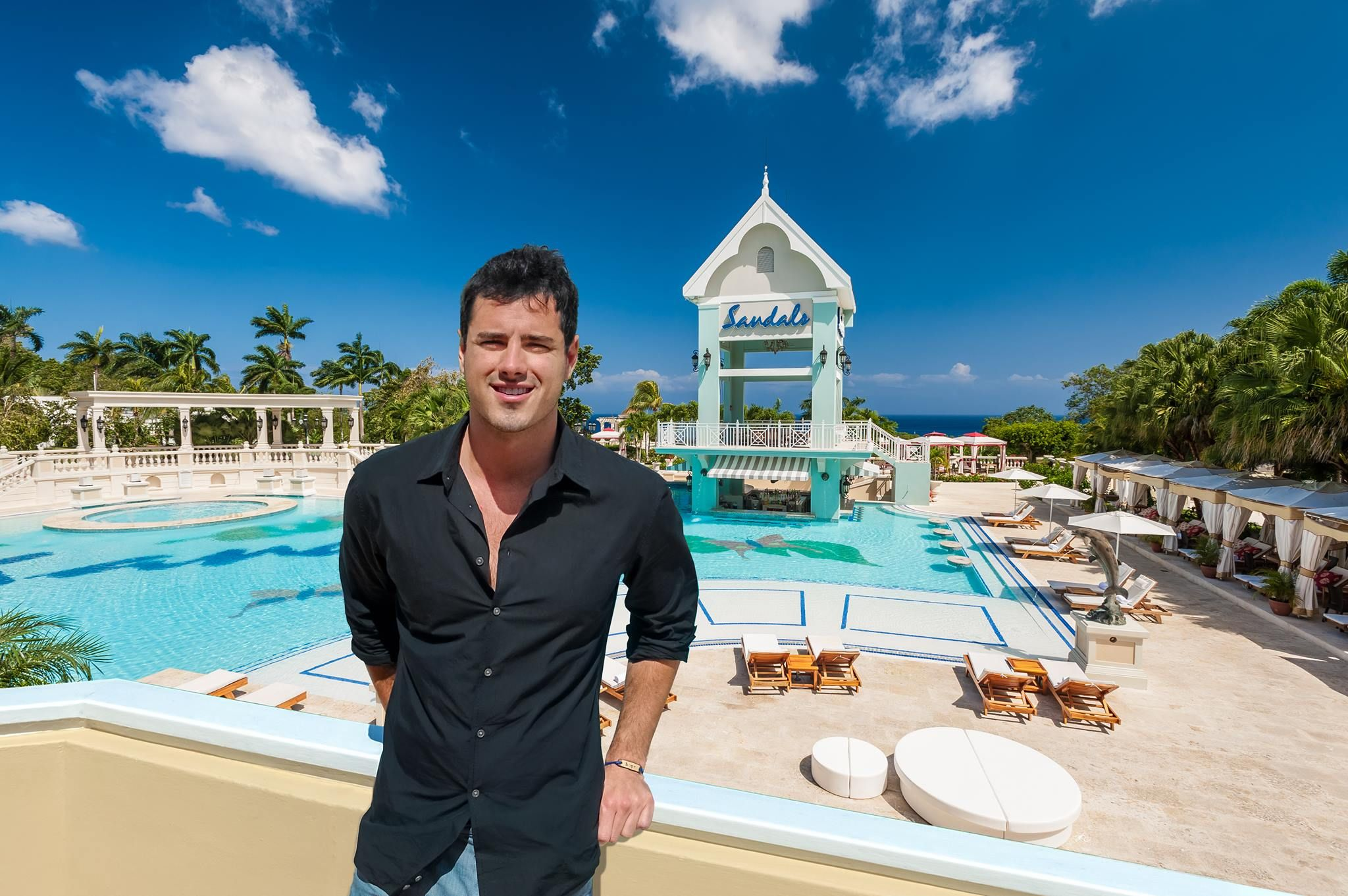 Looks Like Thebachelor Is About To Be Soochi Sandalsresorts Is The Host Resort For The Final Two Episodes For The Caila Quinn Bachelor Romantic Getaways