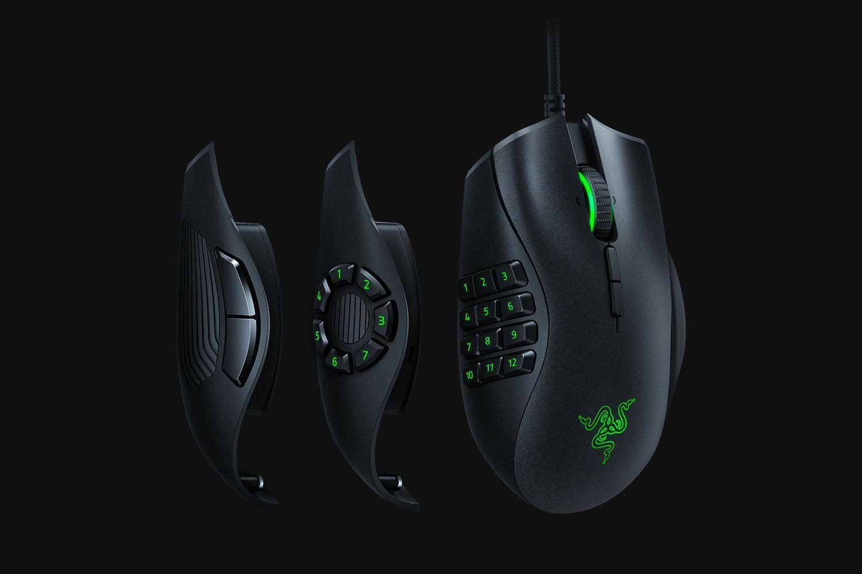 Review Razer Naga Trinity el ratón más polivalente para