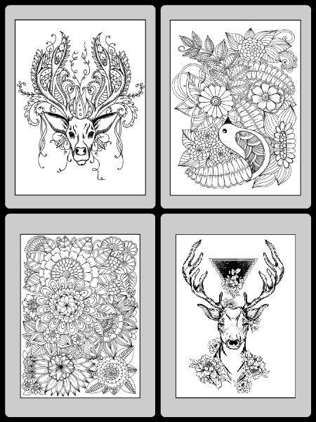 Wiccan Coloring Book Celtic Designs Mythology Celtics Colors Mandala