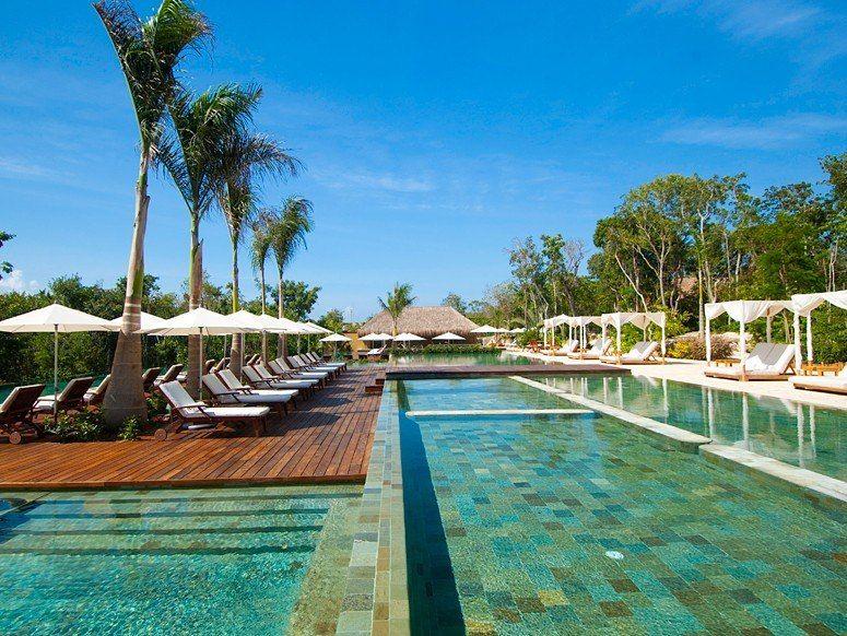 17 Stunning Infinity Pools Around The World Grand Velas Riviera