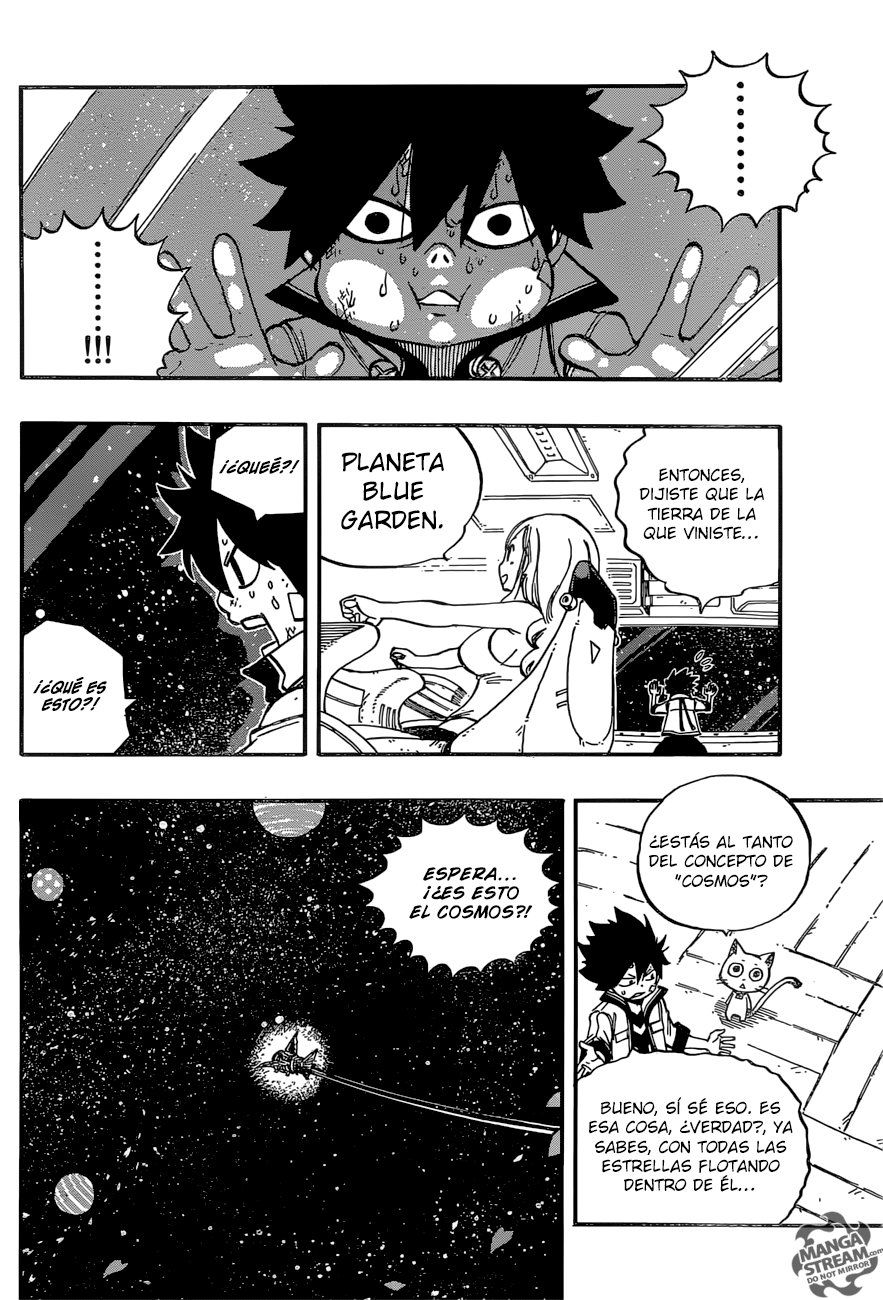 Edens Zero Capítulo 1.00 EN UN CIELO LLENO DE SAKURA