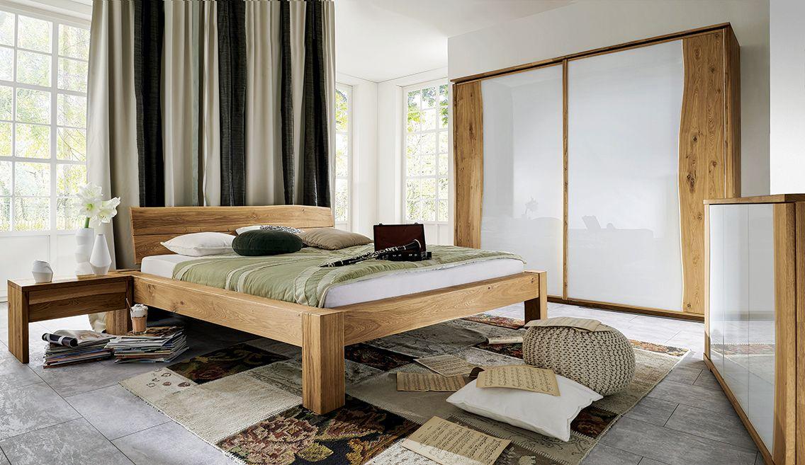 Schiebeturen Kleiderschrank Avola Schlafzimmer Massivholz Zimmer Dansk Design