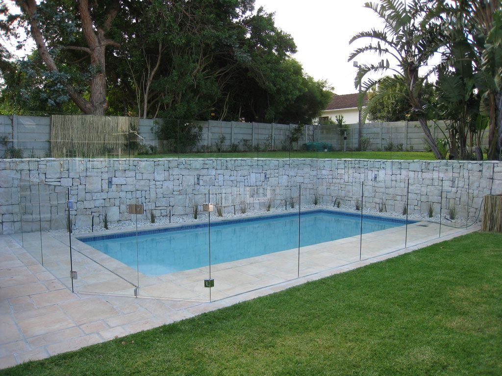 Glass fencing is best way to make your swimming pool safe for Glass swimming pool