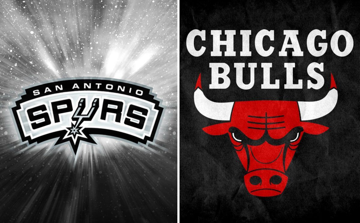 San Antonio Spurs at Chicago Bulls Tickets Chicago bulls
