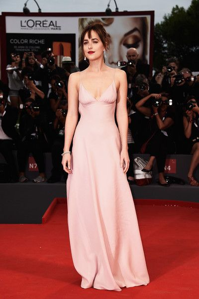 Image result for Dakota Johnson slip dress