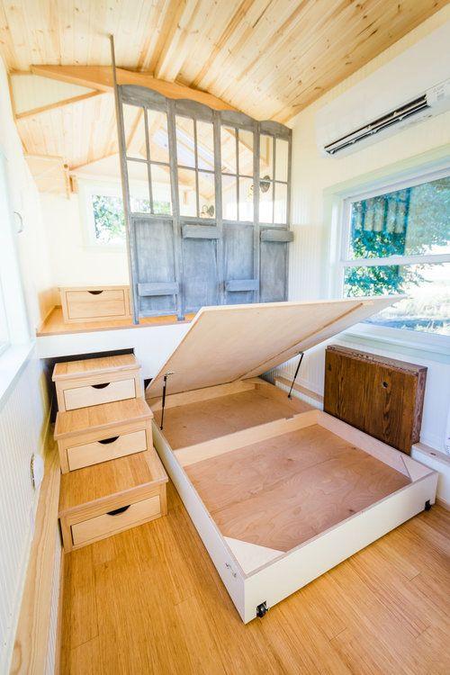 KerriJo's 24′ Tiny Home by MitchCraft Tiny Homes