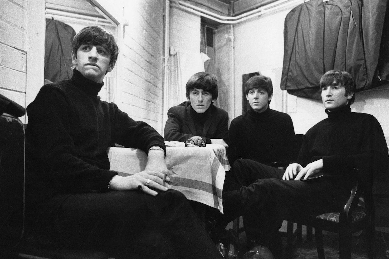 CHRISTMAS CONCERT, BRITAIN - 1963