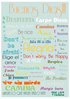 Frases Positivas Para Empezar Bien Tu Dia Positivismo Good