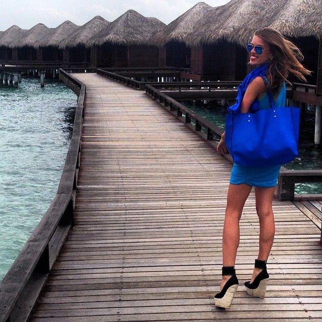 Viktoriya Dragan Beauty Profile | JetsetBabe