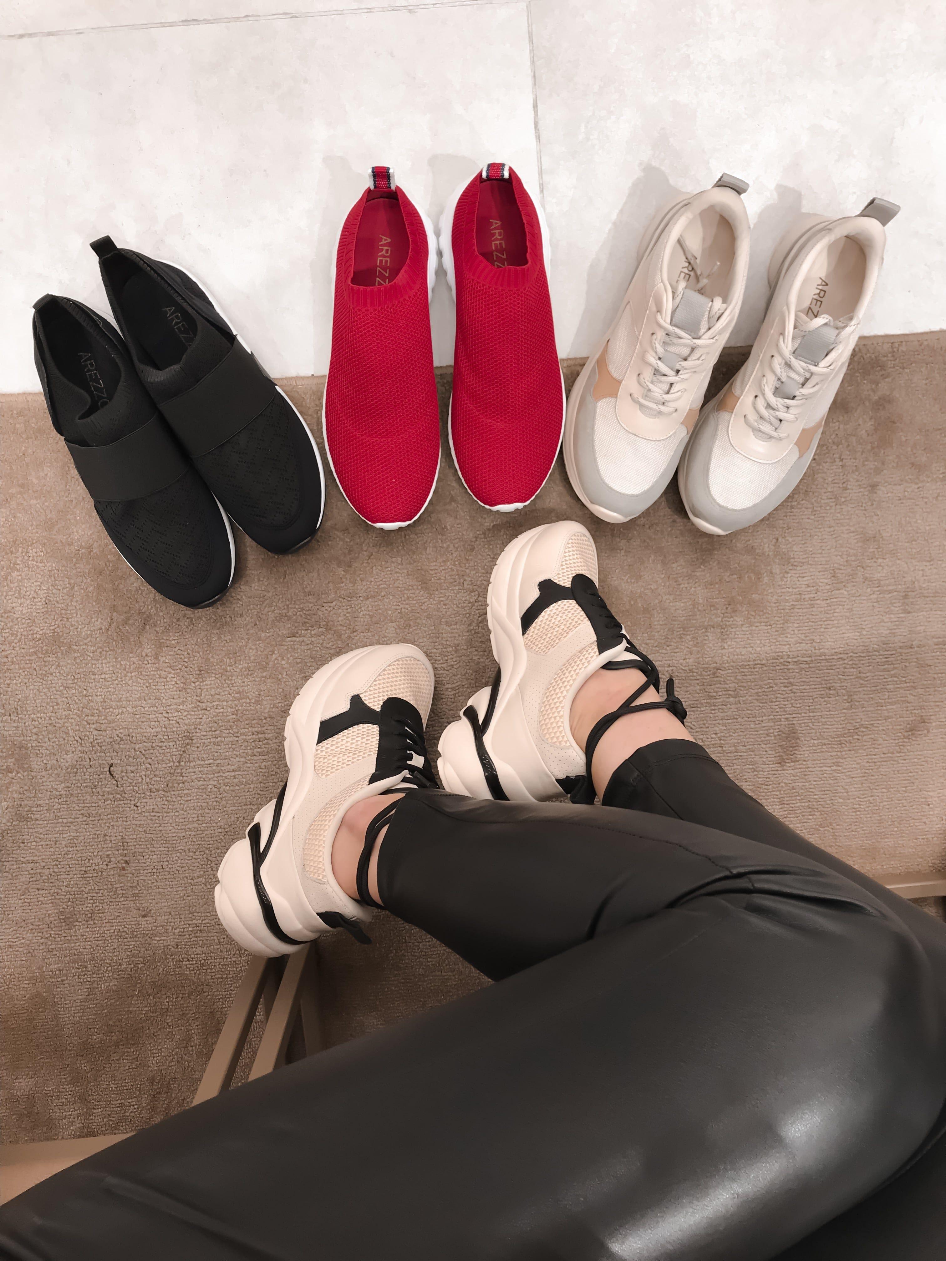25e5b0971f Conheça a tendência de sapatos femininos para o verão 2019 com a presença  dos tênis