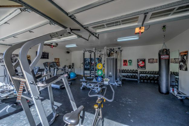Of course, there\u0027s a home gym House and Bedrooms