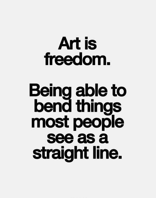 Quotes About Art Gorgeous I Love This Quote   W O R D S   Pinterest  Creativity Artist