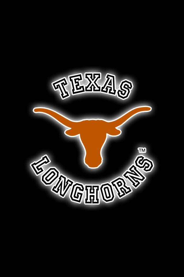 Get A Set Of 12 Officially Ncaa Licensed Texas Longhorns Iphone Wallpapers Sized For Any Model Of Texas Longhorns Logo Texas Longhorns Football Texas Longhorns