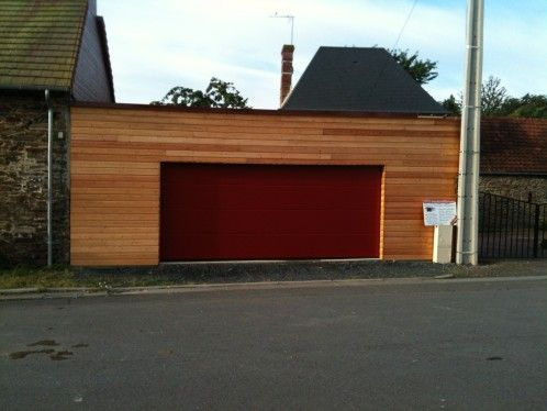 """Résultat De Recherche D'Images Pour """"Extension Garage Toit Plat"""