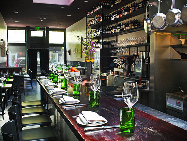 A Northern California Restaurant With Menu Inspired By Italian Cuisine And Wine Michelin