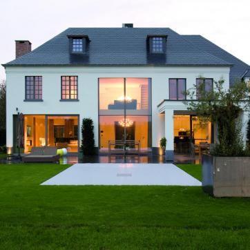 Betonbouw - Concrete House
