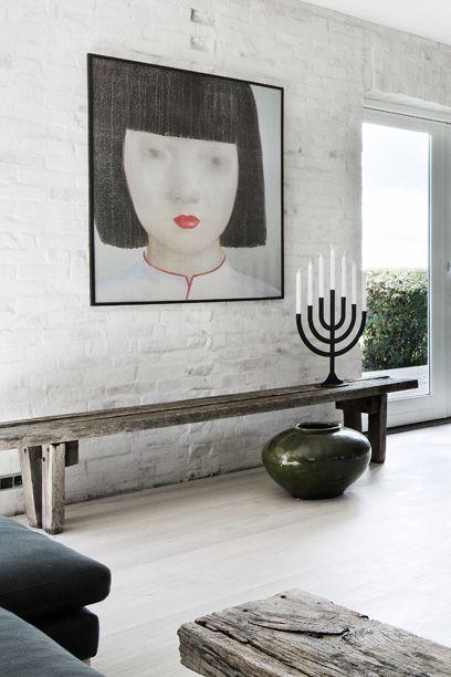 Simplify Your Portrait And Make It Big Art Pinterest