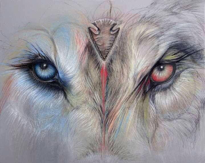 Amazing sketch!! Artist unknown
