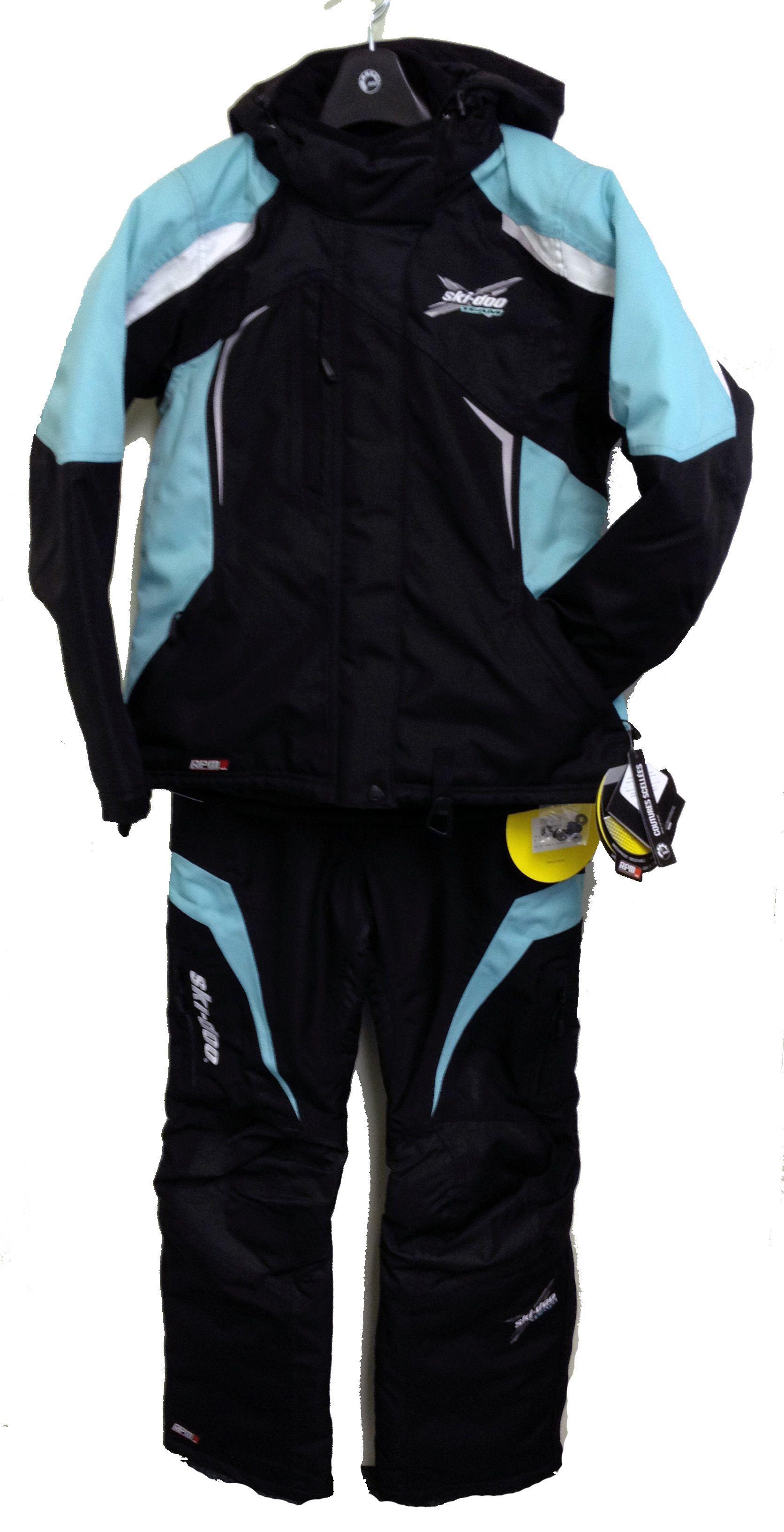 Ladies Ski-Doo Trail High Pants Black