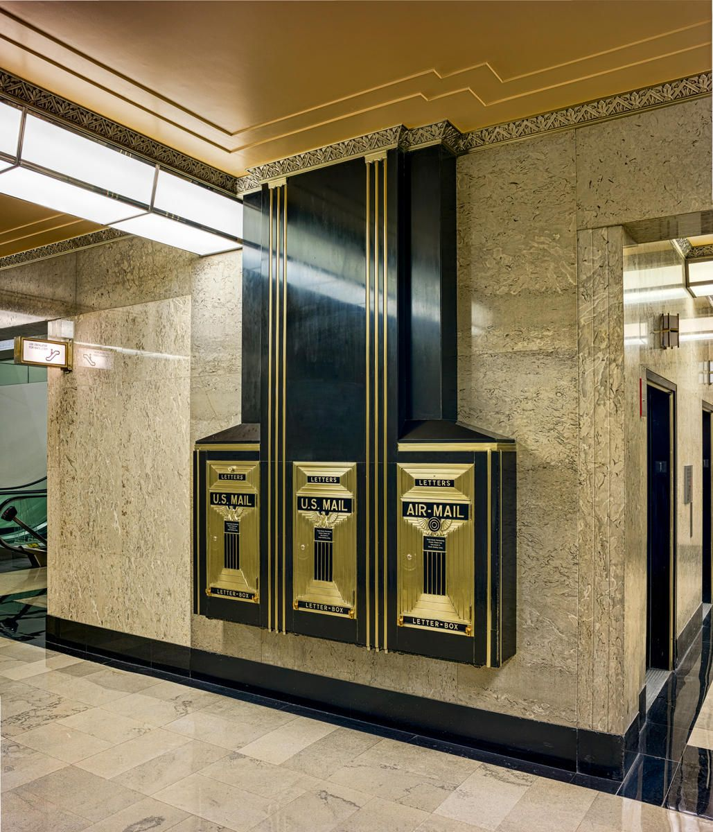 The Chicago Board of Trade Building 1929James