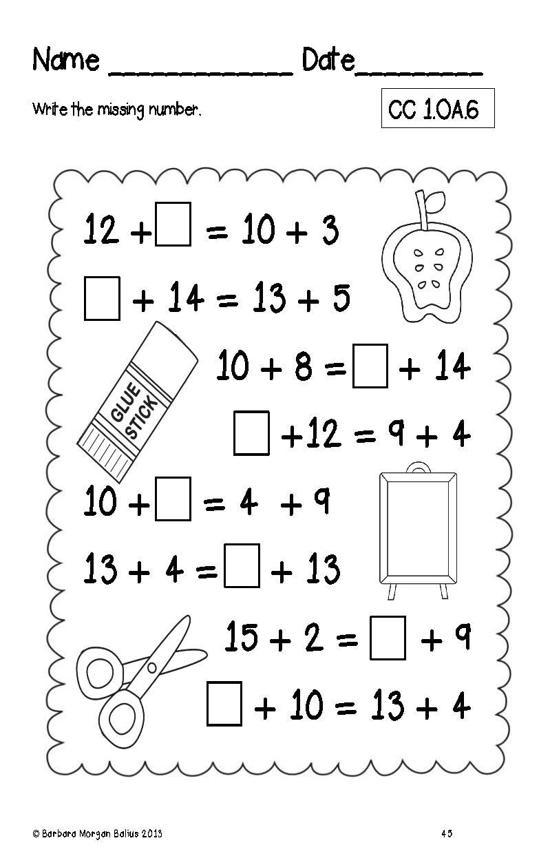 Welcome To Second Grade Boy Math Review Bundle Ccss Aligned First Grade Math Worksheets First Grade Math Kindergarten Math Worksheets Addition Addition worksheets for grade 1