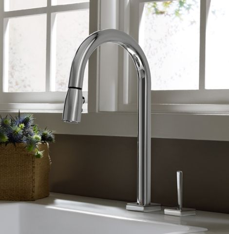 Jado Kitchen Faucet Cayenne 1 Jpg Modern Kitchen Faucet Faucet