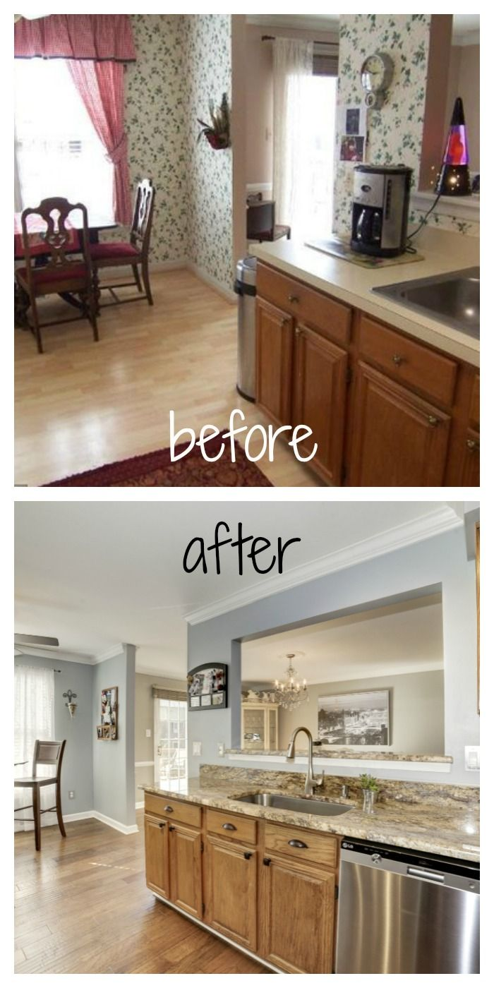 Loves The Find Blog Before And After Kitchen Diy Remodel