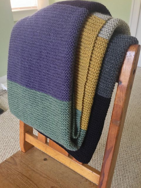 Ravelry  Project Gallery for Super Easy Lap Blanket pattern by Purl Soho aed329b2c