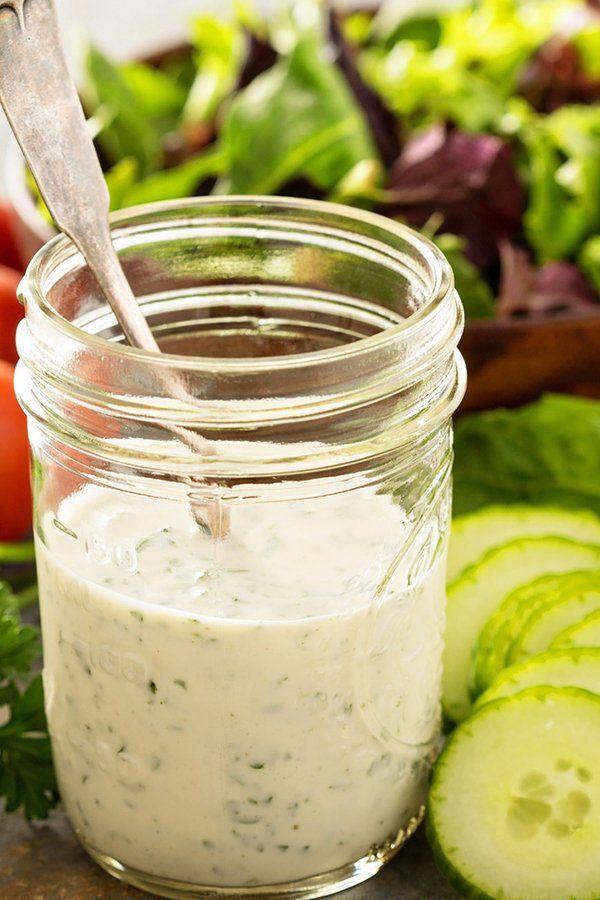 Rezept: Joghurt-Dressing von Jamie Oliver | freundin.de