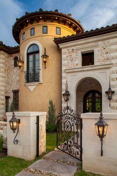 Ausley Residence Mediterran Eingang Und Garderobe