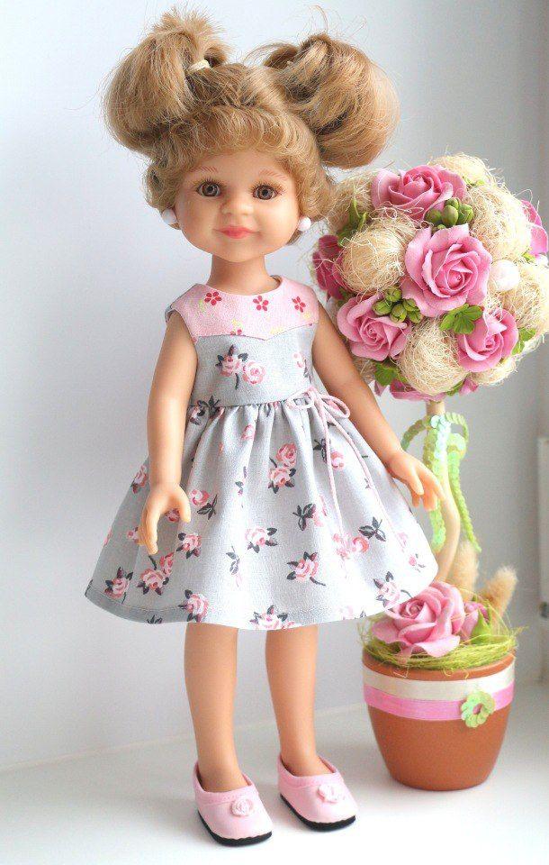 10 Hermosos Vestidos Para Muñecas Modelos Originales Ropa