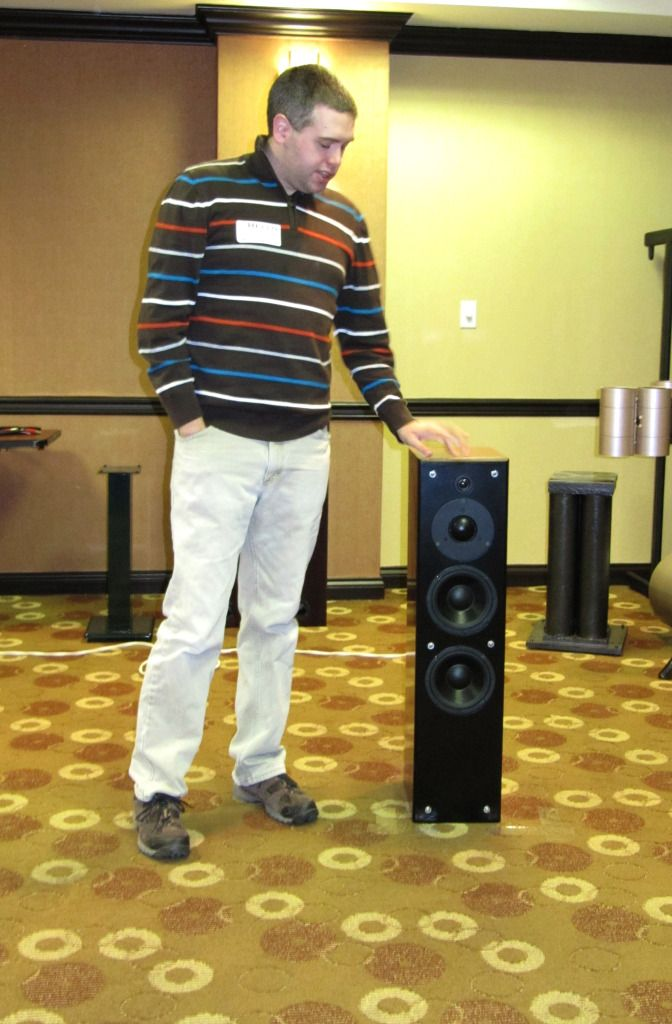 DIY audio projects by Paul Carmody (Undefinition) | Speakers in 2019