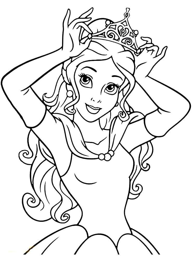 Belle Coloring Page Pdf Below Is A Collection Of Beautiful Belle Coloring Page Which You C In 2020 Belle Coloring Pages Mermaid Coloring Pages Princess Coloring Pages