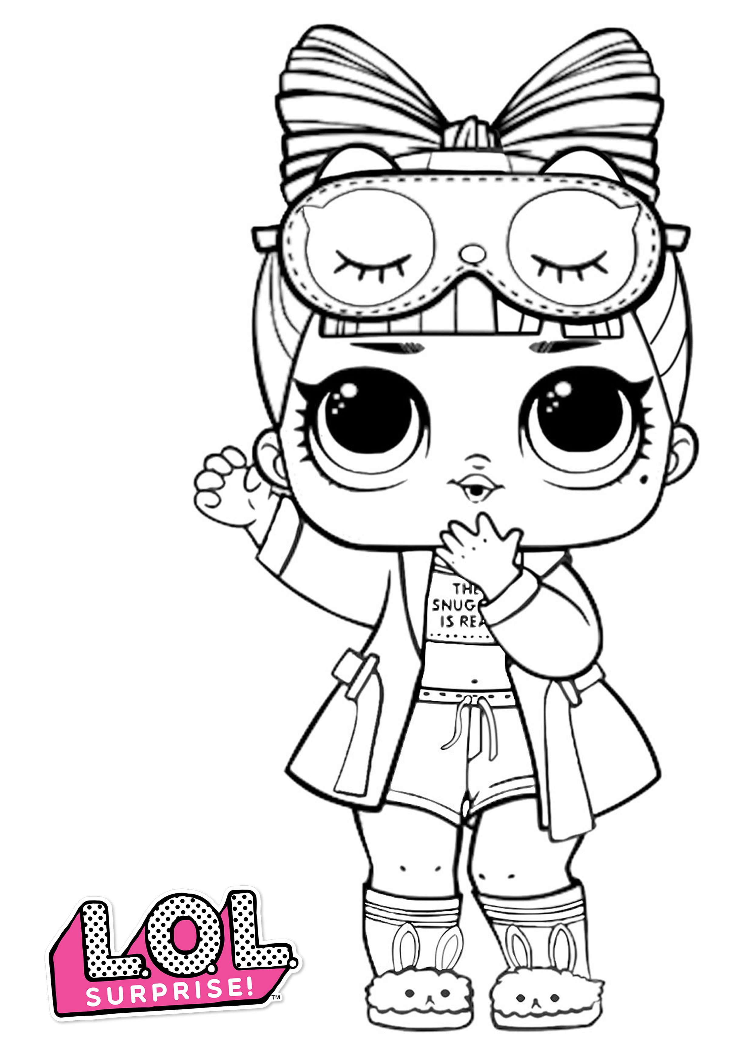 11+ Cute coloring pages for girls lol inspirations