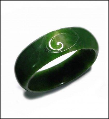 Pounamu Wedding Rings Wedding Inspiration Pinterest Rings