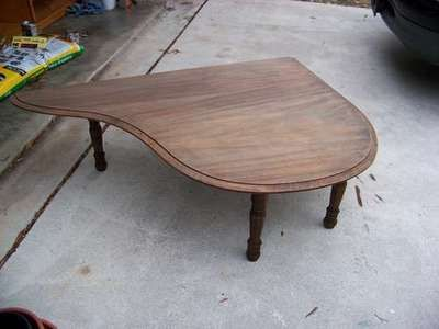 Piano lid coffee table on Instructables For the Home Pinterest