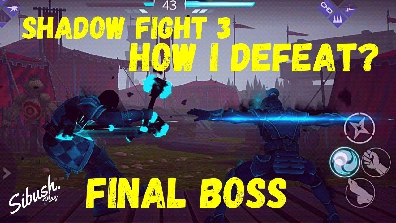 Shadow Fight 3 Final Boss - Chapter 1 ...