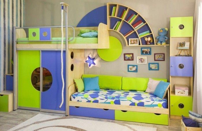 Kinderzimmer Einrichten Tolle Ideen Zum Thema Kinderzimmer Fur