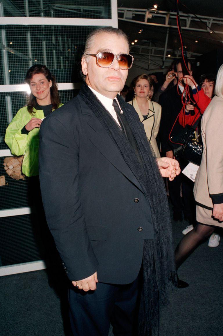 The Karl Lagerfeld Look Book Karl Lagerfeld Chanel Karl Lagerfeld Karl Lagerfeld Choupette